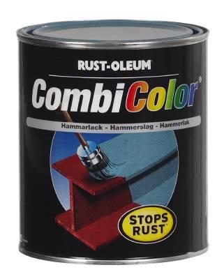 Hammarlack Rust-Oleum CombiColor 2=1 Hammertone