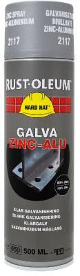 Kallgalv Rust-Oleum Galva Zink-Alu 2117, 1017