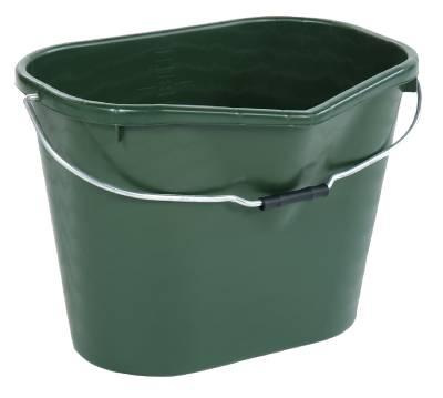 Tradesman's bucket Ergo 25 litre green