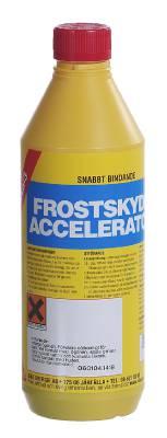Frostskyddsmedel, snabbt bindande cementtillsats Sika-3