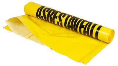 Sopsäck plast Asbest 240 liter