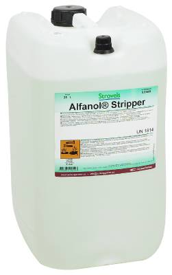 Grovrengöring Alfanol Stripper Strovels