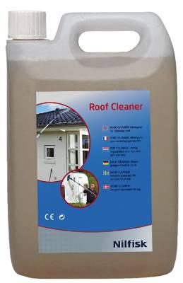 Taktvätt, för högtryckstvätt Nilfisk-ALTO Roof Cleaner