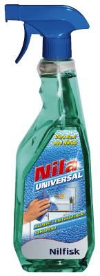Rengöring Nila Universal Nilfisk