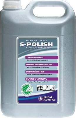 Golvpolish S-Polish Nilfisk