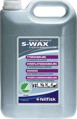 Golvvax S-Wax Nilfisk