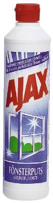 Glasputsmedel Ajax
