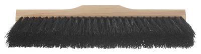 Floor brush, wooden back Grunda