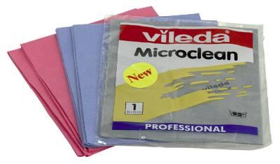 Microfiberduk Microclean Vileda