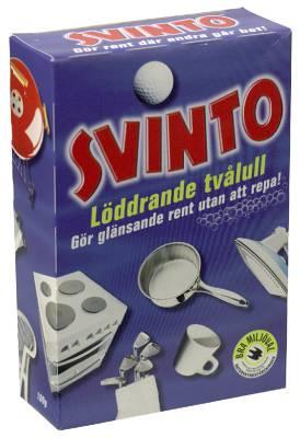 Tvålull Svinto