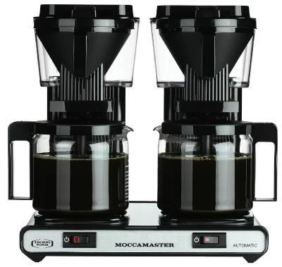Kaffebryggare Moccamaster dubbel KBG744