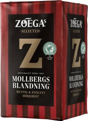 Coffee Zoégas Mollbergs