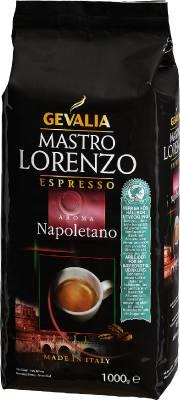 Espressokahvi Gevalia Mastro Lorenzo Napoletano