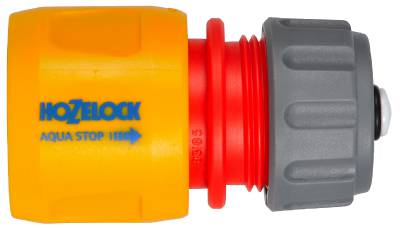 Stoppkoppling Soft 12,5 - 15 mm Hozelock