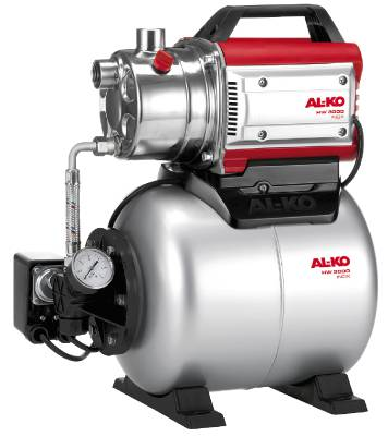 Hydroforpump HW 3000 Inox CL AL-KO