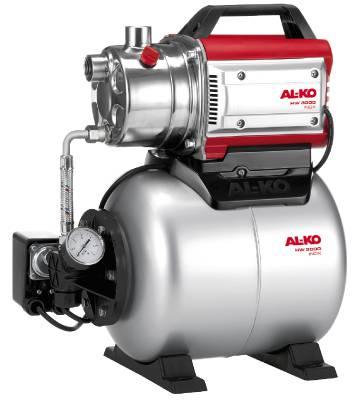 Hydroforpump HW 3500 Inox CL AL-KO
