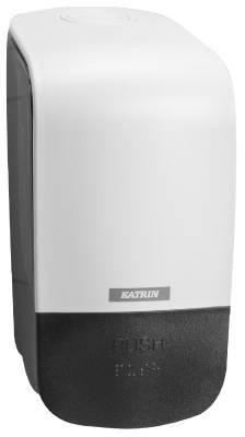Dispenser plastic soap, foam and gel Katrin