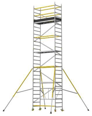 Hantverkarställning Wibe Ladders FT-750
