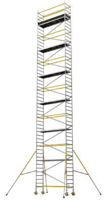 Rullställning (smal) Wibe Ladders RT-750