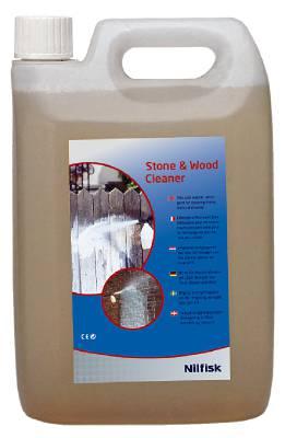 Moss & Algtvätt, för högtryckstvätt Nilfisk-ALTO Stone Wood Cleaner