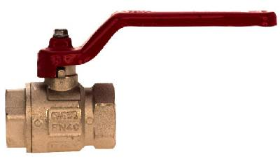 Ball valve two-way