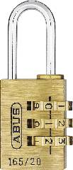 Combination padlock ABUS 165