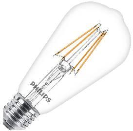 LED lampa classic ST64