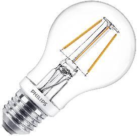 LED lampa classic A60 dimbar