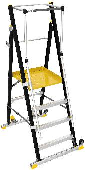 Arbetsplattform WAP+WP Wibe Ladders