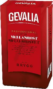 Kahvi Gevalia Professional