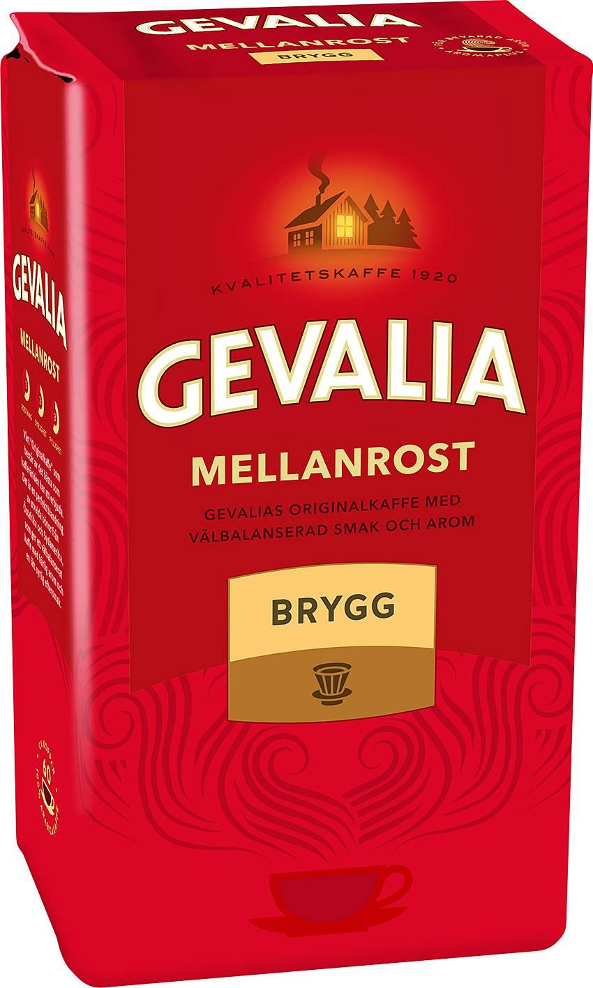 Kahvi Gevalia