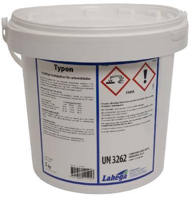 Tvättpulver Typon Lahega