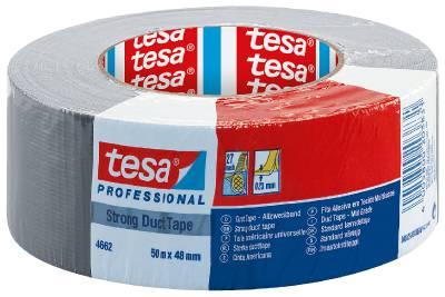 Silver tape - construction tape tesa 4662
