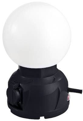 Arbeidslampe Kuppel 20W