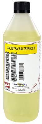 Saltsyra Allkemi