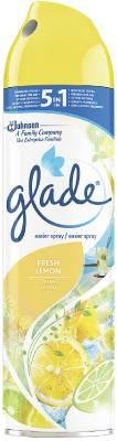 Luftförbättrare Glade Aerosol Fresh Lemon