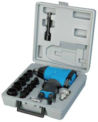 Impact wrench Ferax set with 1/2' square drive