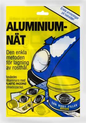 Alumuniumnät Plastic Padding