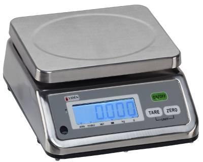 Electronic parcel scales Lidén