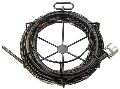 Spiral set for Drain cleaner Ridgid A 30