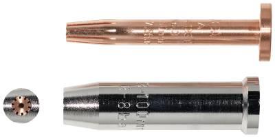 Cutting nozzle, flat sealing AGA MA 133 D