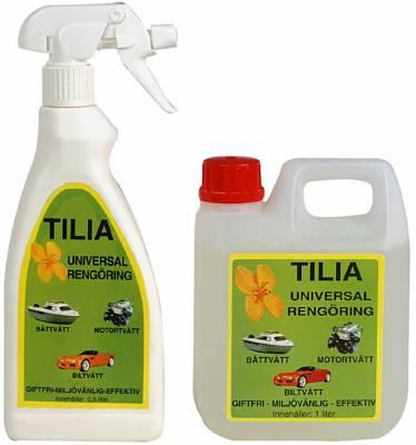 Yleispuhdistusaine TILIA 32102/32105