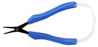 Flat nose pliers, suitable for disabled persons. Stirex P-20 B / P-1 B