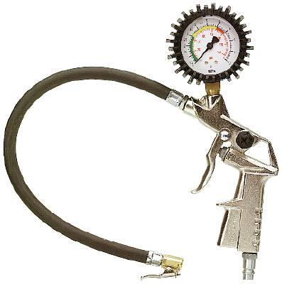 Air pump with gauge ANI