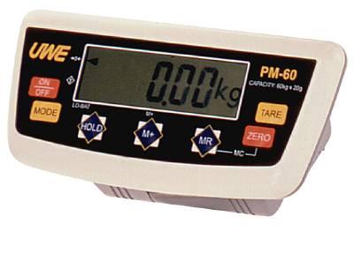 Parcel scales digital APM-30