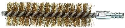 Pipe brushes, wavy brass wire Osborn