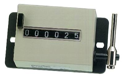 Mechanical stroke counter 0150 Hengstler