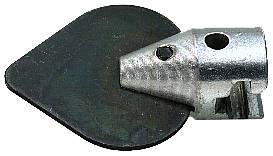 Spadfräs till Avloppsrensare Ridgid K 3800, K 50 7