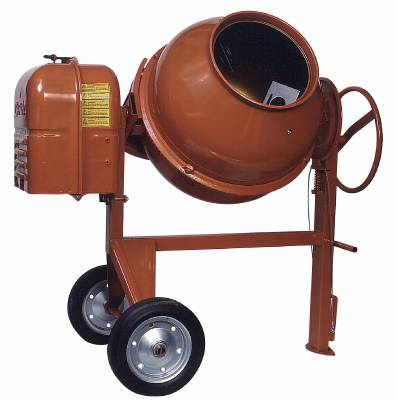 Betongblandare 225 liter Lescha S 230