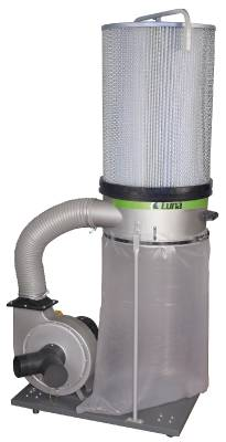 Cartridge filters for dust extractors Luna BMF 490